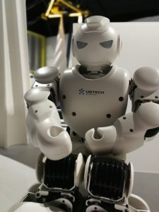 Robi Roboter Industriemuseum Chemnitz